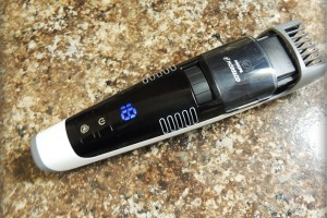 Norelco Vacuum Stubble & Beard Trimmer