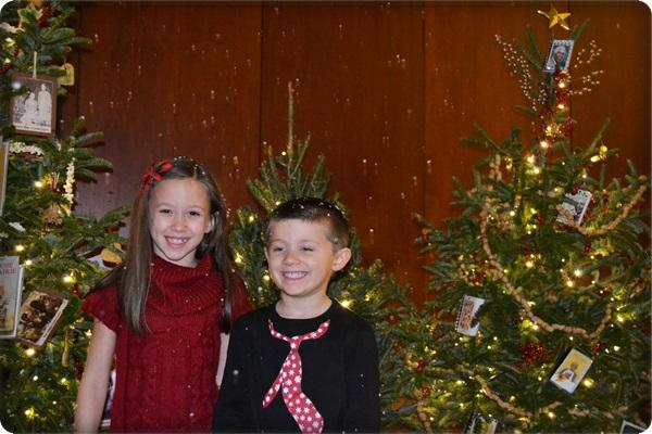 Cleveland Botanical Garden Christmas