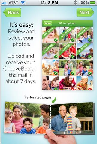 GrooveBook App Reviews