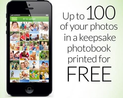 Create Keepsake iPhone Photo Books With GrooveBook – Promo Code