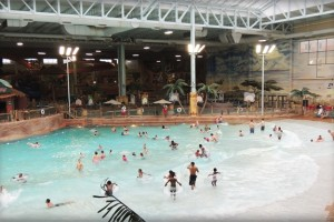 Kalahari Wave Pool