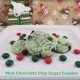 Mint Chocolate Chip Sugar Cookies