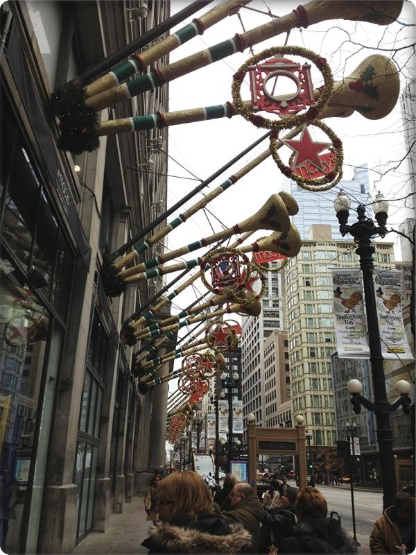 Chicago Macy's Christmas
