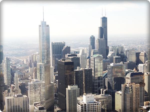 Chicago from John Hancock