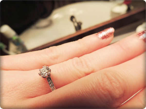 Engagement Ring Jewlr Review