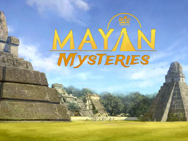 Mayan Mysteries iPad App Review