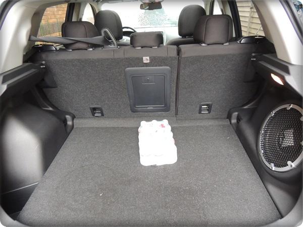 Mitsubishi Outlander Sport Trunk