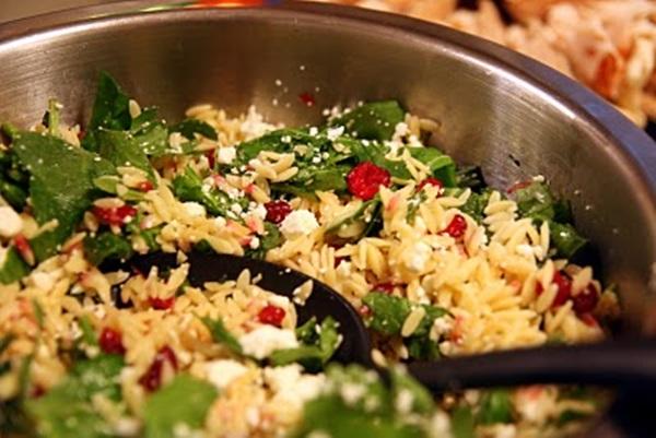 Salad - Tri Colore Orzo