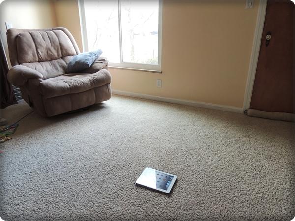 iPad Floor