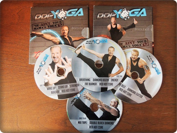 DDP Yoga DVD
