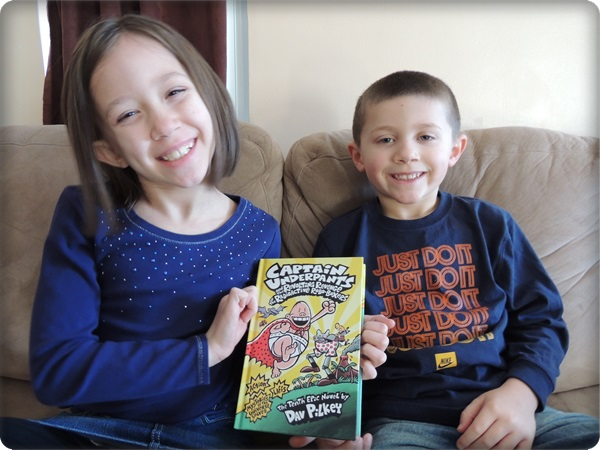 Why We Love Captain Underpants
