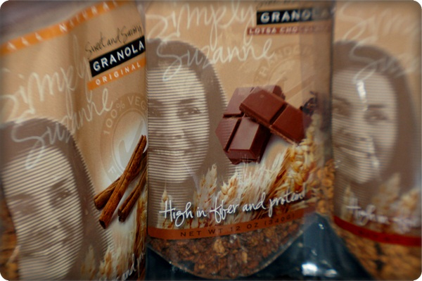 Simply Suzanne Granola