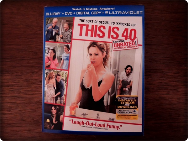 This Is 40 Blu-ray Combo Pack Review