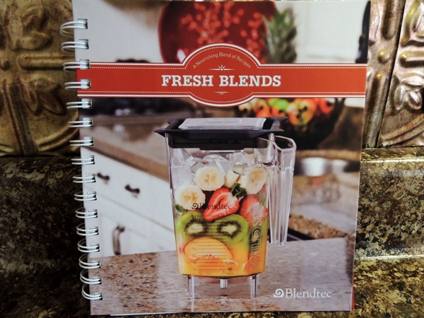 Blendtec Recipe Book
