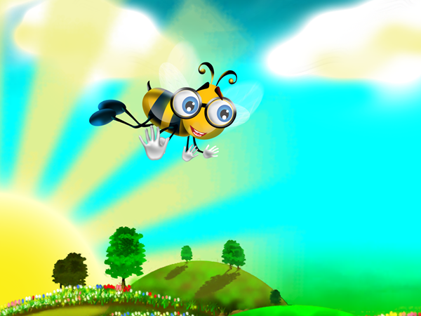 Flight Of The Bumble Bee App Exploring