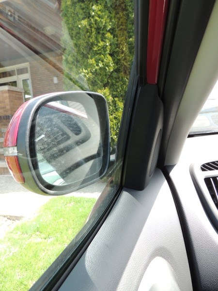 Kia Forte Folding Side Mirrors