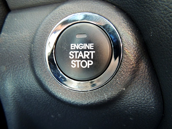 Kia Forte Push Button Start