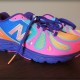 New Balance Rainbow Shoes