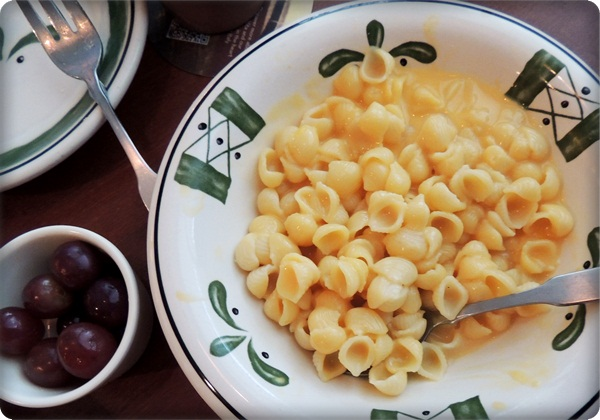 Olive Garden Mac & Cheese