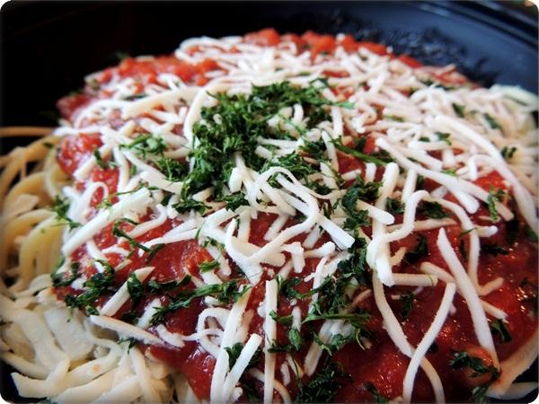 Olive Garden Spaghetti & Meat Sauce