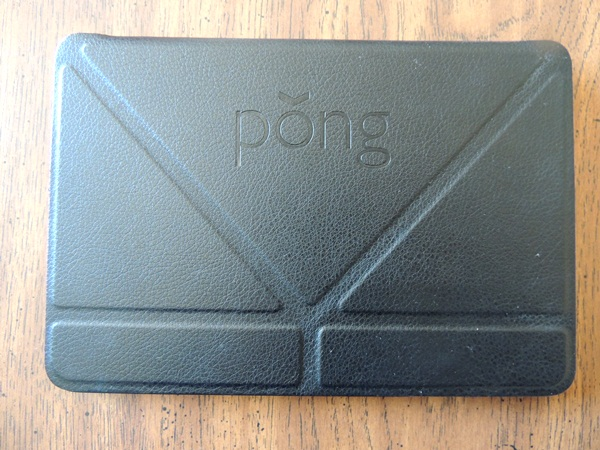 Pong iPad Mini Case Review