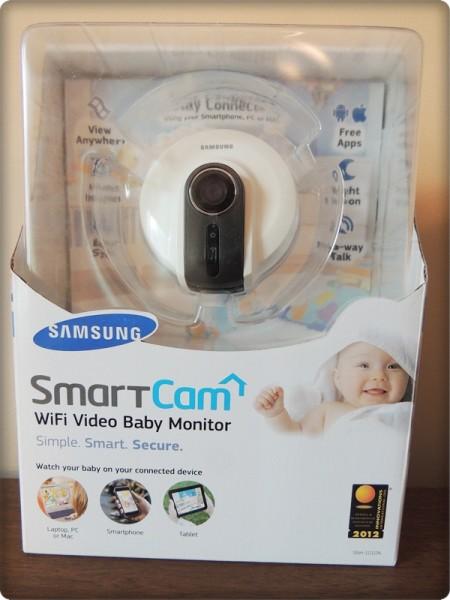 Samsung SmartCam Baby Monitor