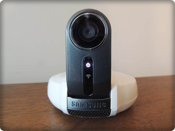 Samsung Video Baby Monitor Review