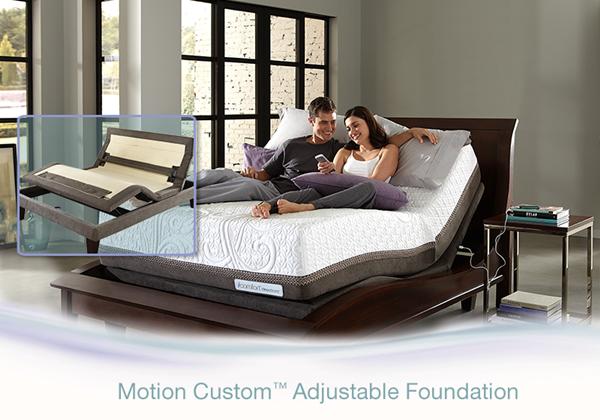 Serta Custom Motion Adjustable Base
