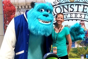 Disney Monster's Inc Featured