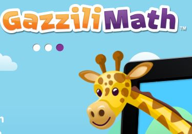 GazziliMath App Makes Math Fun