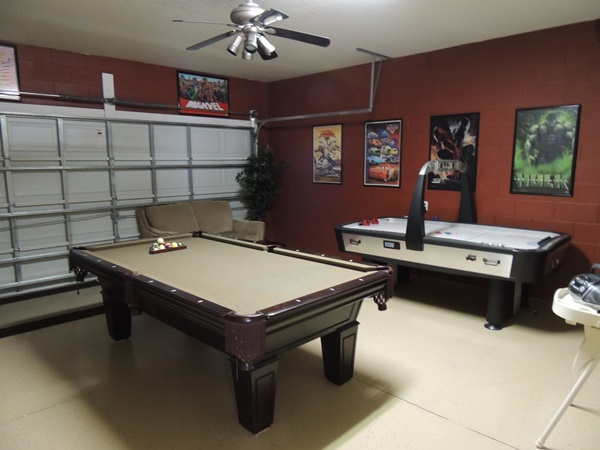 Global Resort Homes Game Room