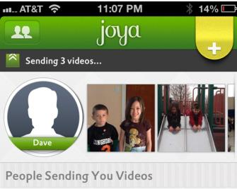 Joya App: Easy Video Sharing for the iOS