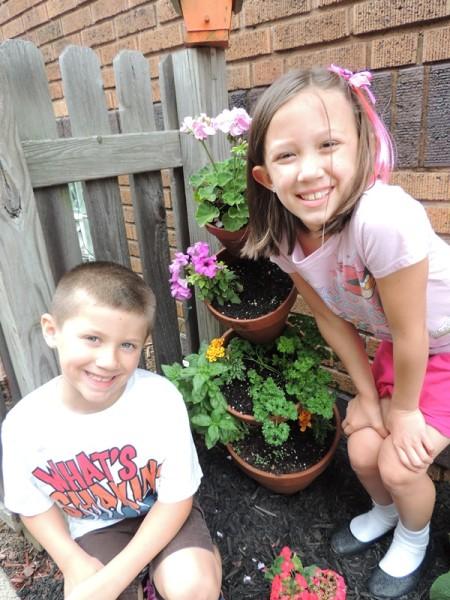 Kids Herb Planter