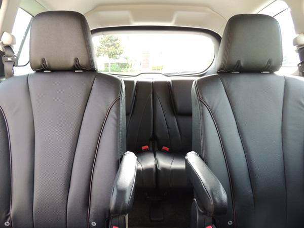 Mazda5 2nd & 3rd Row