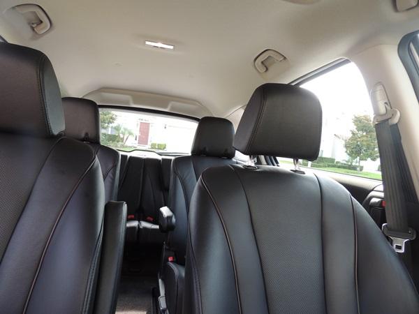 Mazda5 Interior