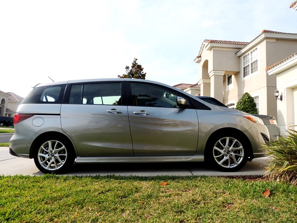 Mazda Mazda5 Grand Touring Minivan Review