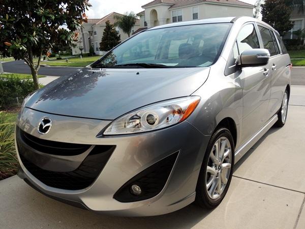 Mazda5 Reviews
