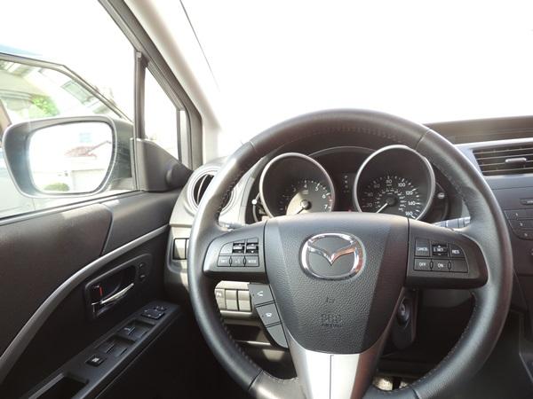 Mazda5 Steering Wheel
