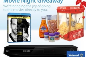 Movie Night Giveaway Featured