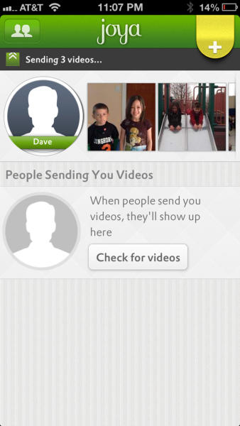 Joya Video Sharing App