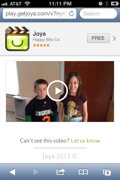 Joya App Review