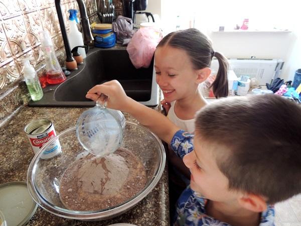 Chocolate Caramel Brownie Mix