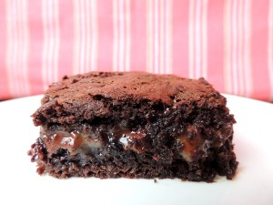 Chocolate Caramel Brownie Recipe