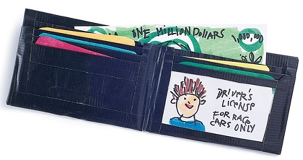 Father's Day Craft Idea For Kids Wallet