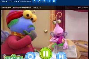 Kidobi Sesame Street Twiddlebugs
