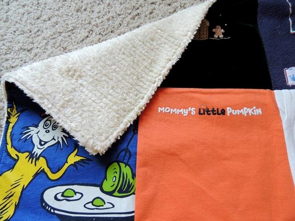 Willow Creek Memory Blanket