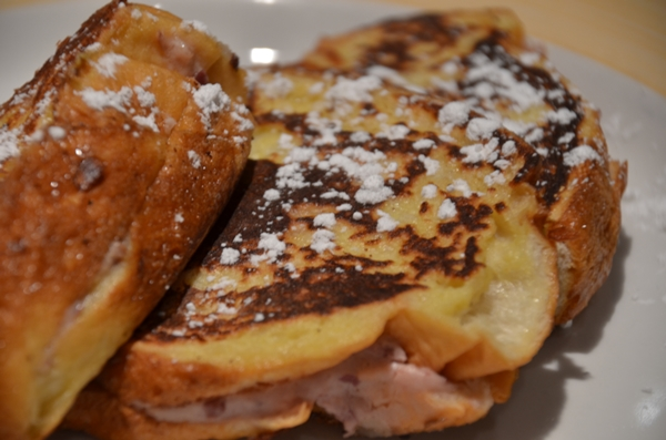 Grand Traverse Resort Stuffed French Toast