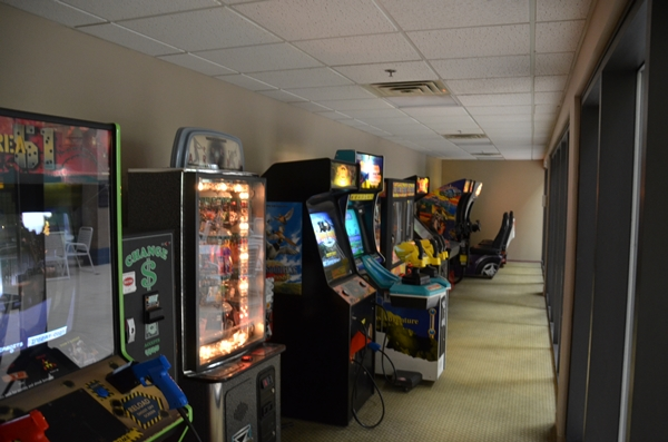 Grand Traverse Resort Arcade