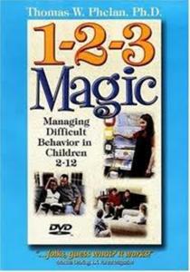 1-2-3 Magic DVD Cover