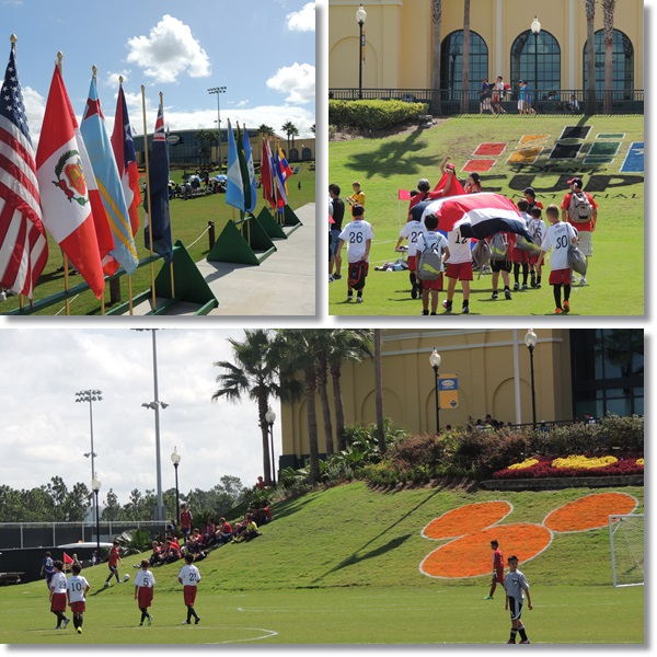 ESPN Disney International Cup Youth Soccer